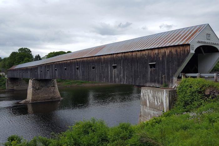 Cornish Bridge: The Longest Wooden Covered Bridge in the U.S
