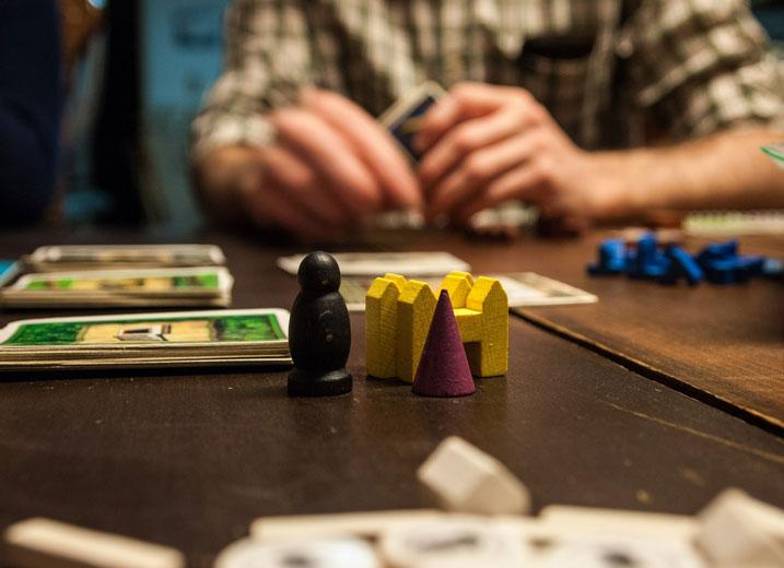 Make Memories at Dark Mountain Games