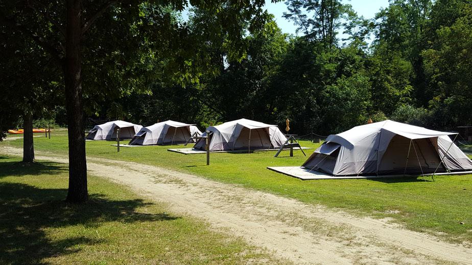 windsor vt camping
