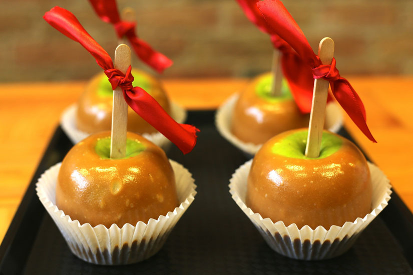 caramel-apples