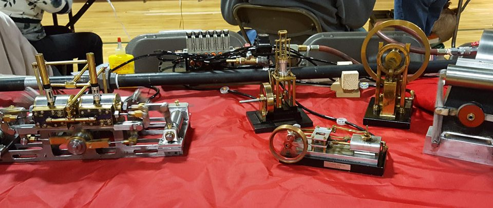 Science Fun in the Upper Valley at the Annual Model Engineering Show and Makerspace