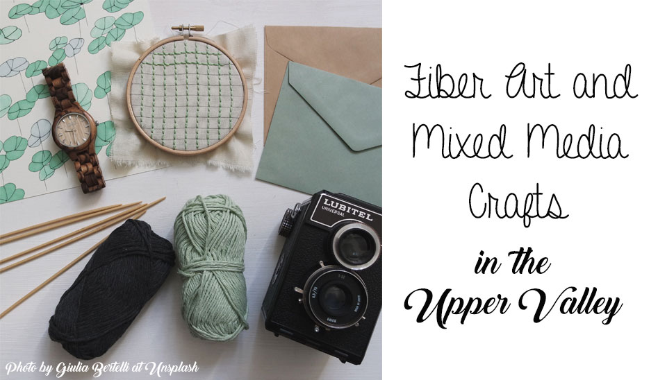 crafting in the upper valley