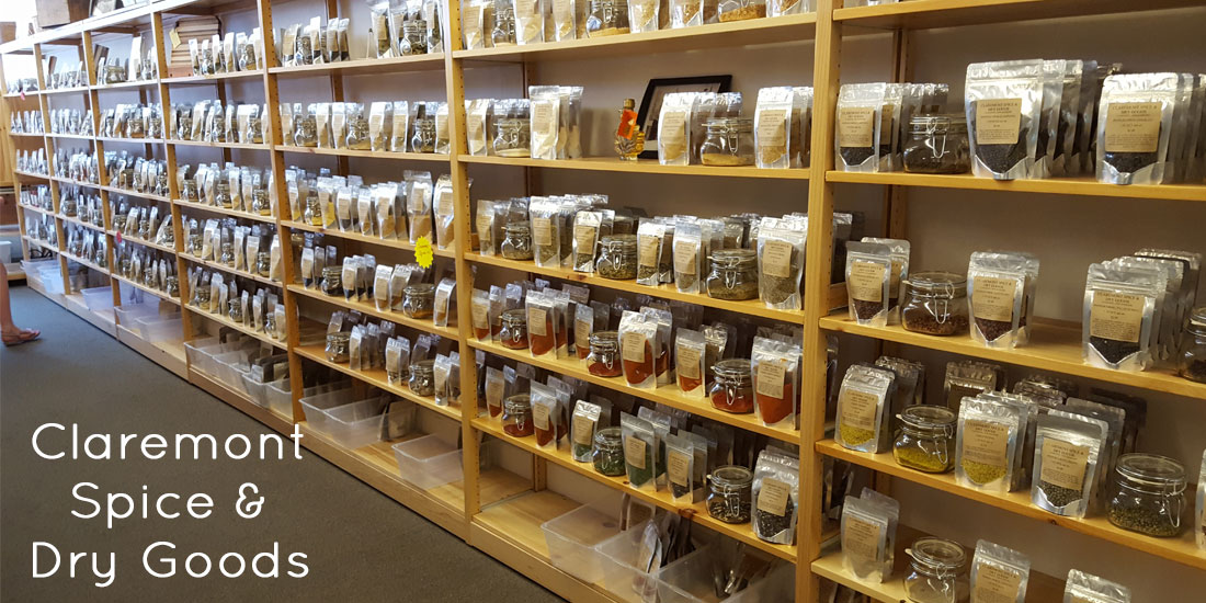 spices in upper valley