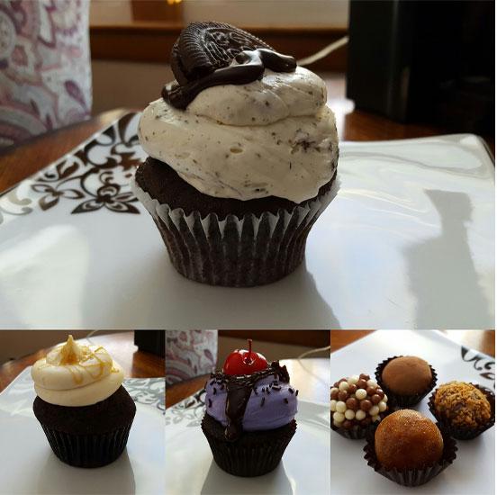 Cupcake Tasting
