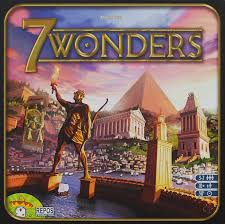 7 wonders board game