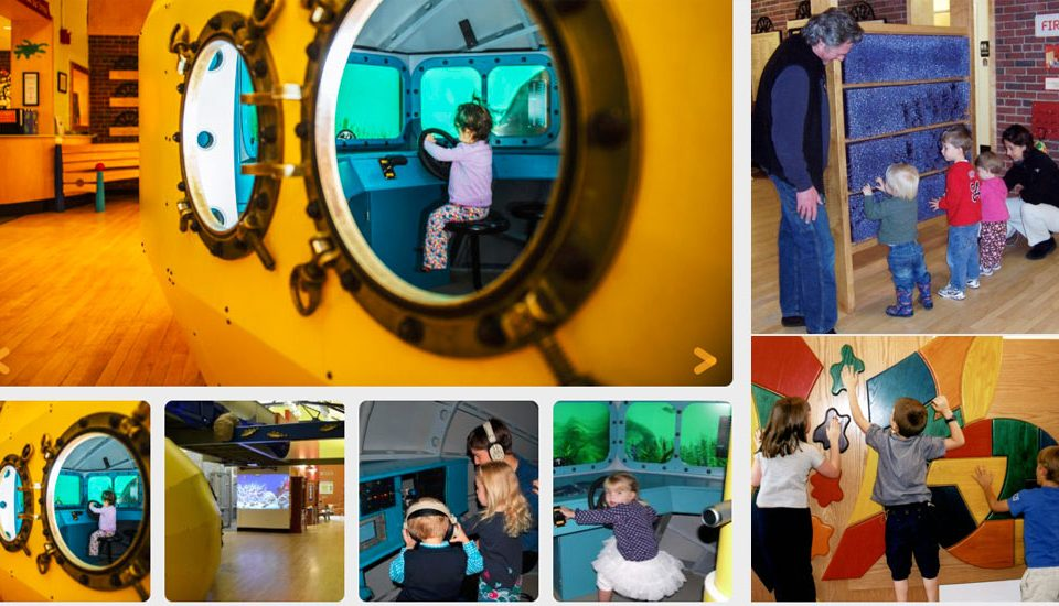 Children's Museums Near and Far