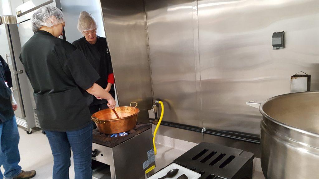 blake hill cooking class