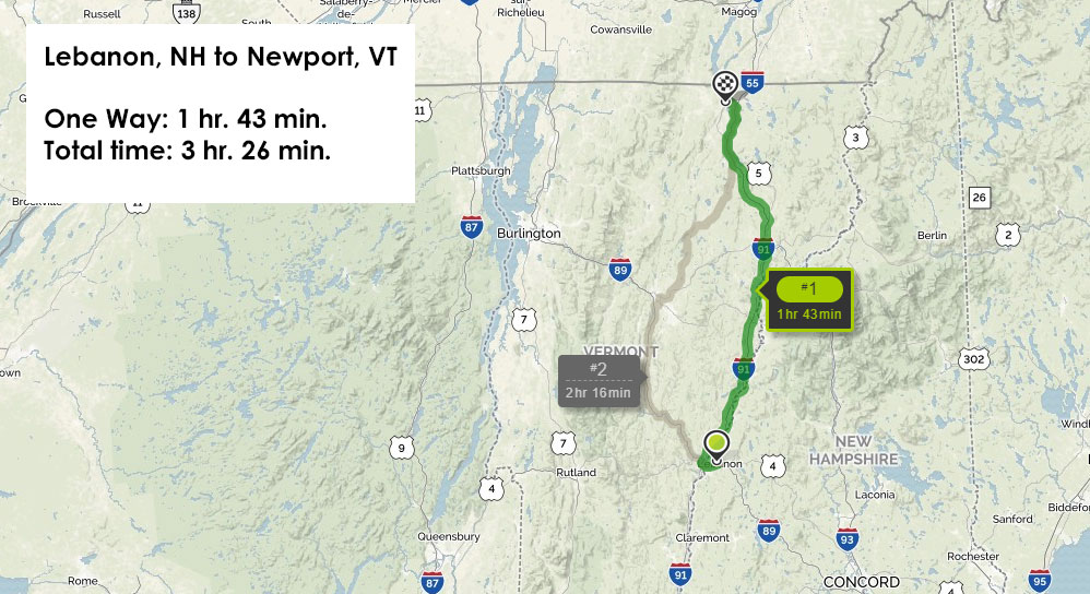 lebanon-to-newport-vt