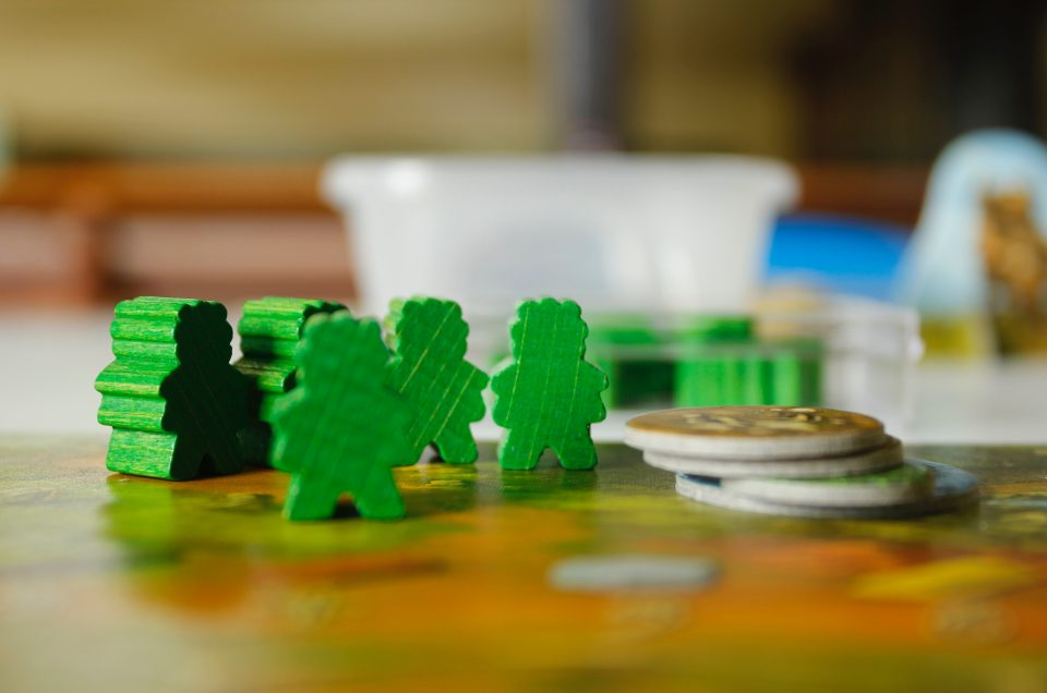 New to Board Games? 5 Board Games to Try