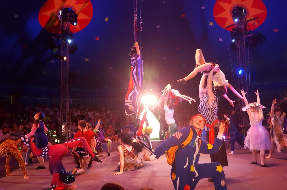 6 Reasons to Love A Day at the Circus in Hanover