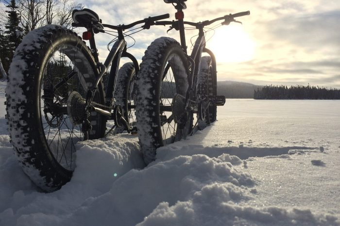A Winter Adventure You Gotta Try: Fat Tire Biking