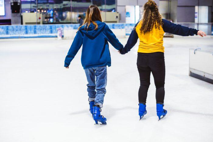 Ice Skating and Hot Chocolate