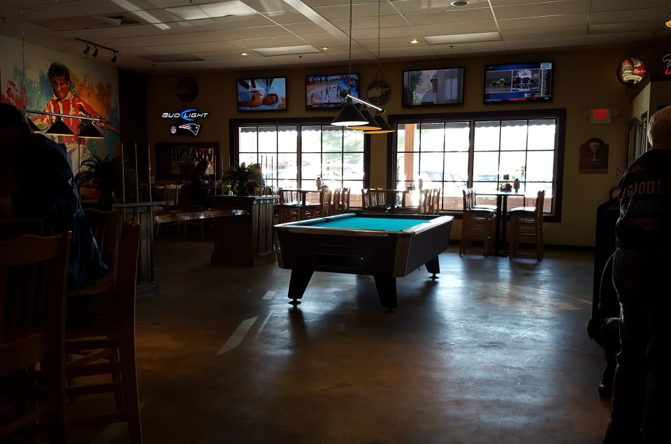 Sports Bars in the Upper Valley: Great food, Great atmosphere, Great Staff