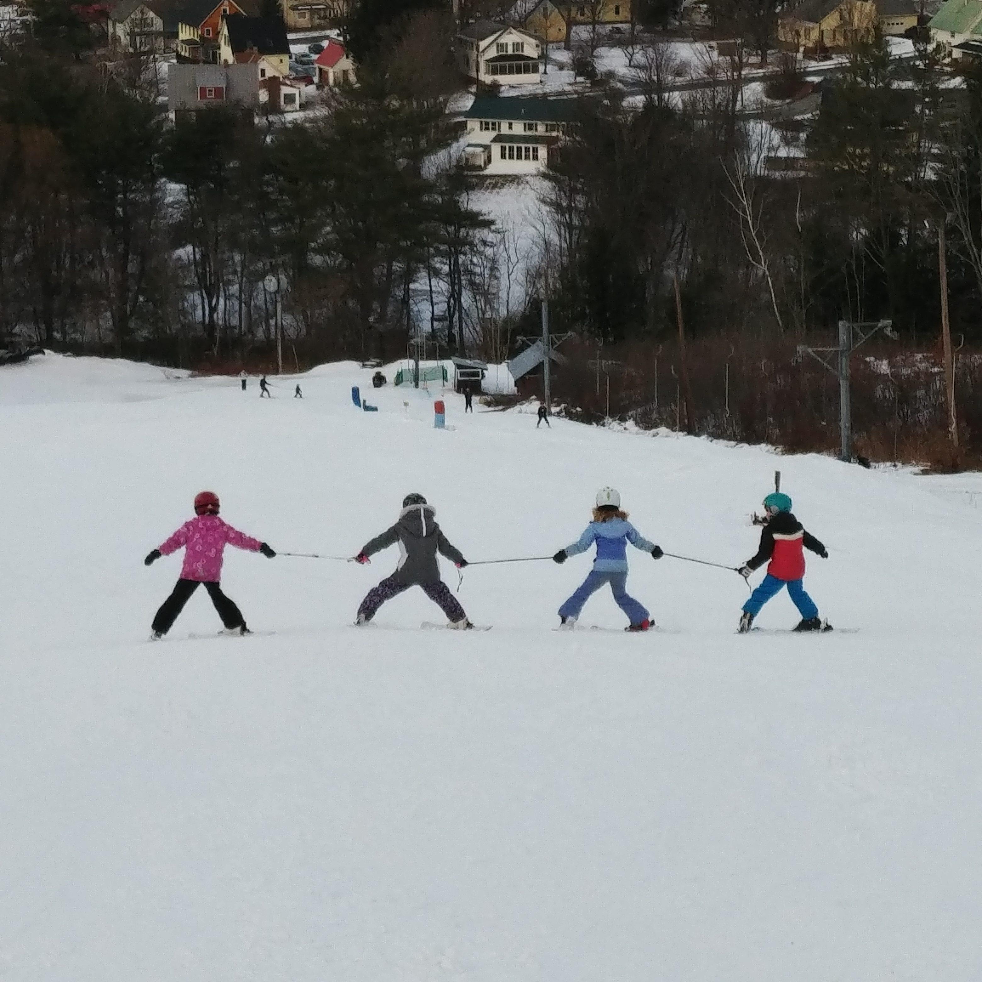 Ski Storrs Hill Upper Valley Fun