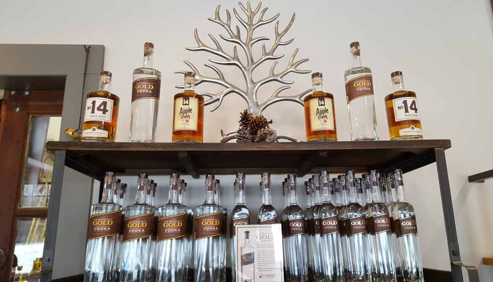 Innovation and Local Flavor: Vermont Spirits