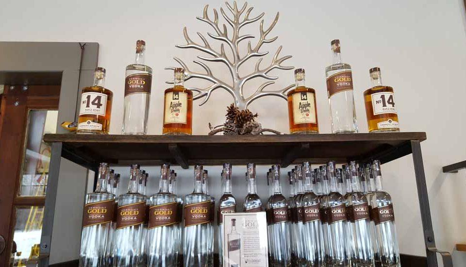 locally made alcohol