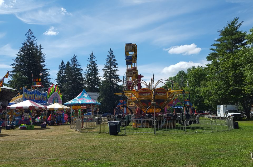 summer festivals upper valley