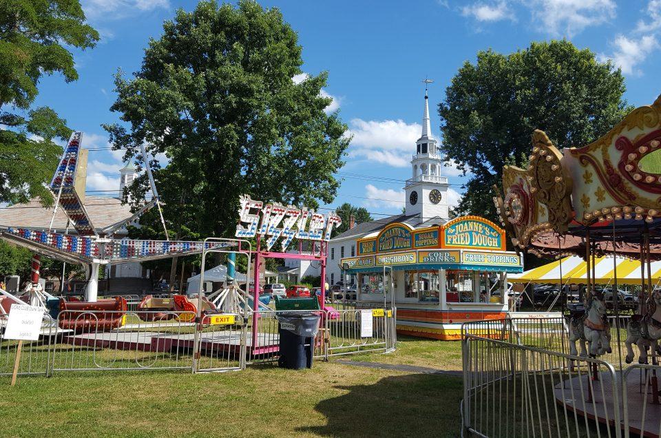 Small Town Fair: Big Fun Norwich Fair