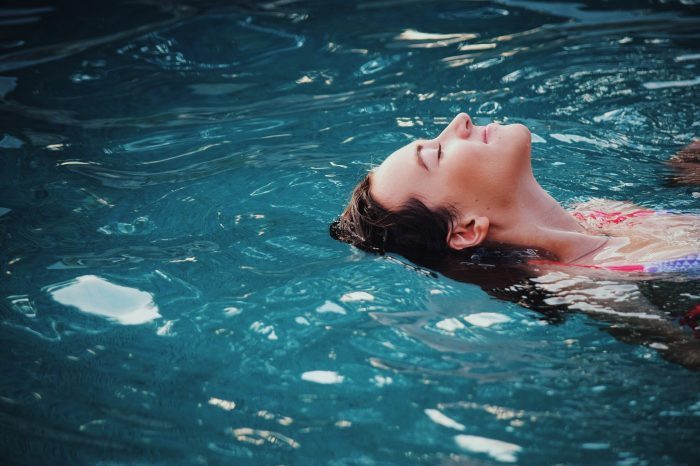 The New Relaxing Experience: Floating