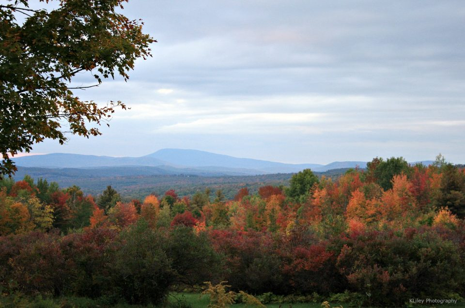 Hikes with Incredible Fall Foliage Views