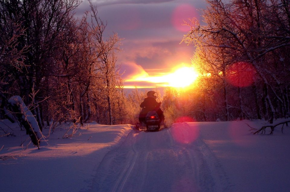 upper valley snowmobiling