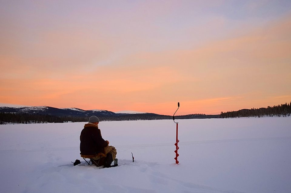upper valley ice fishing