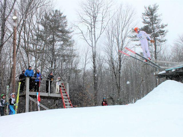 skiing upper valley