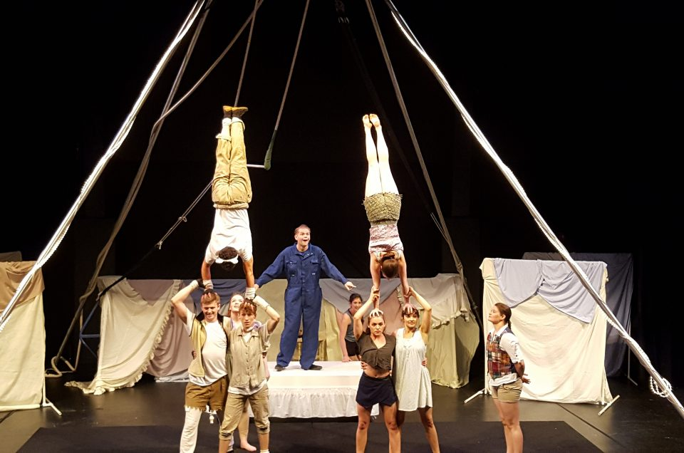 Making Roots and Making Plans: Celebrating Cirque Us! In the Upper Valley