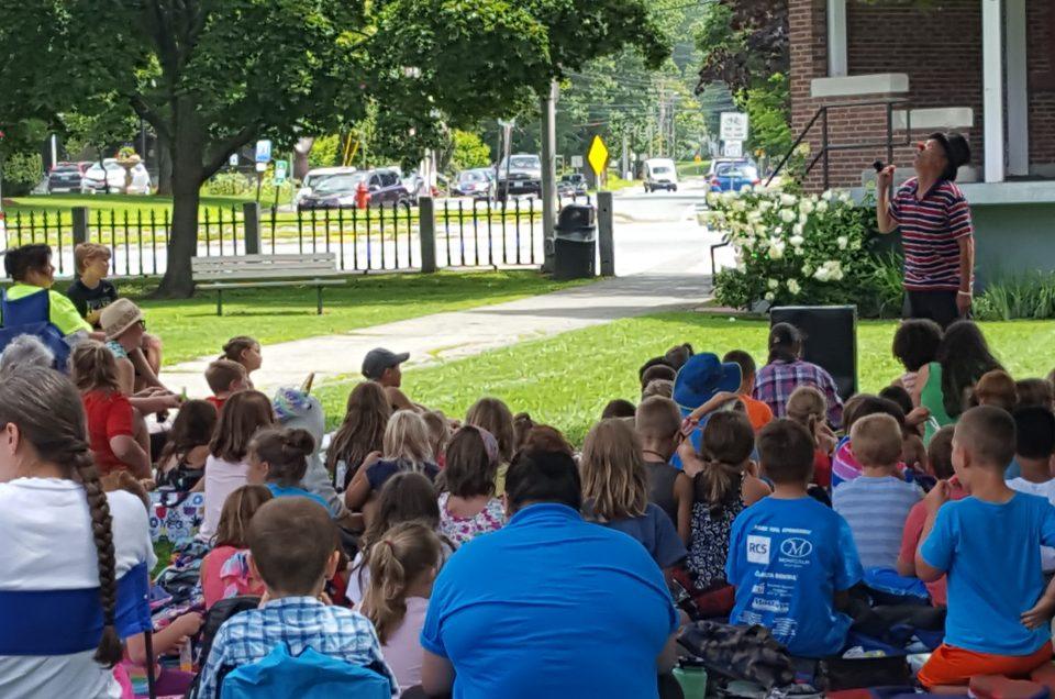 Summer Performances for Kids