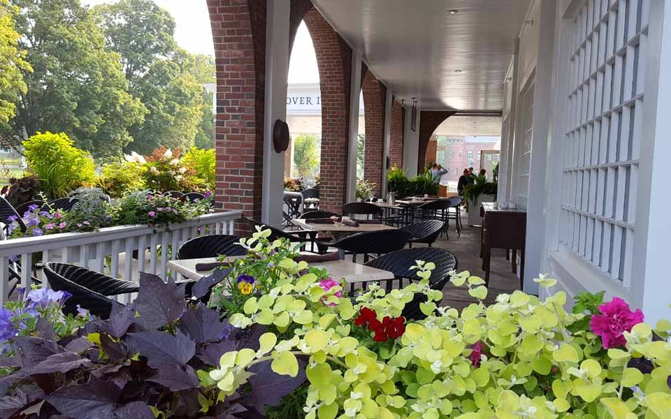 Top 4 Outdoor Dining Spots in Hanover (and More)