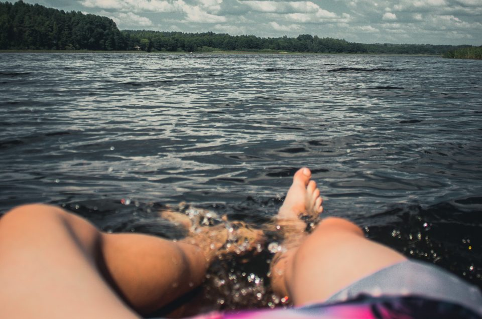 Places to go Tubing Down the River