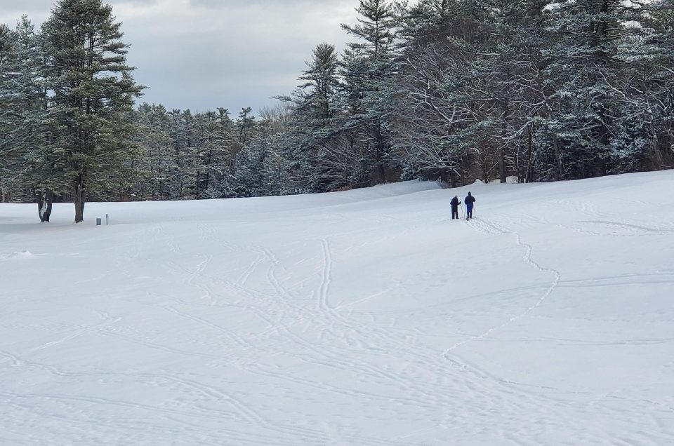 Cross Country Skiing Trails (or Snowshoe) You May Not Know About